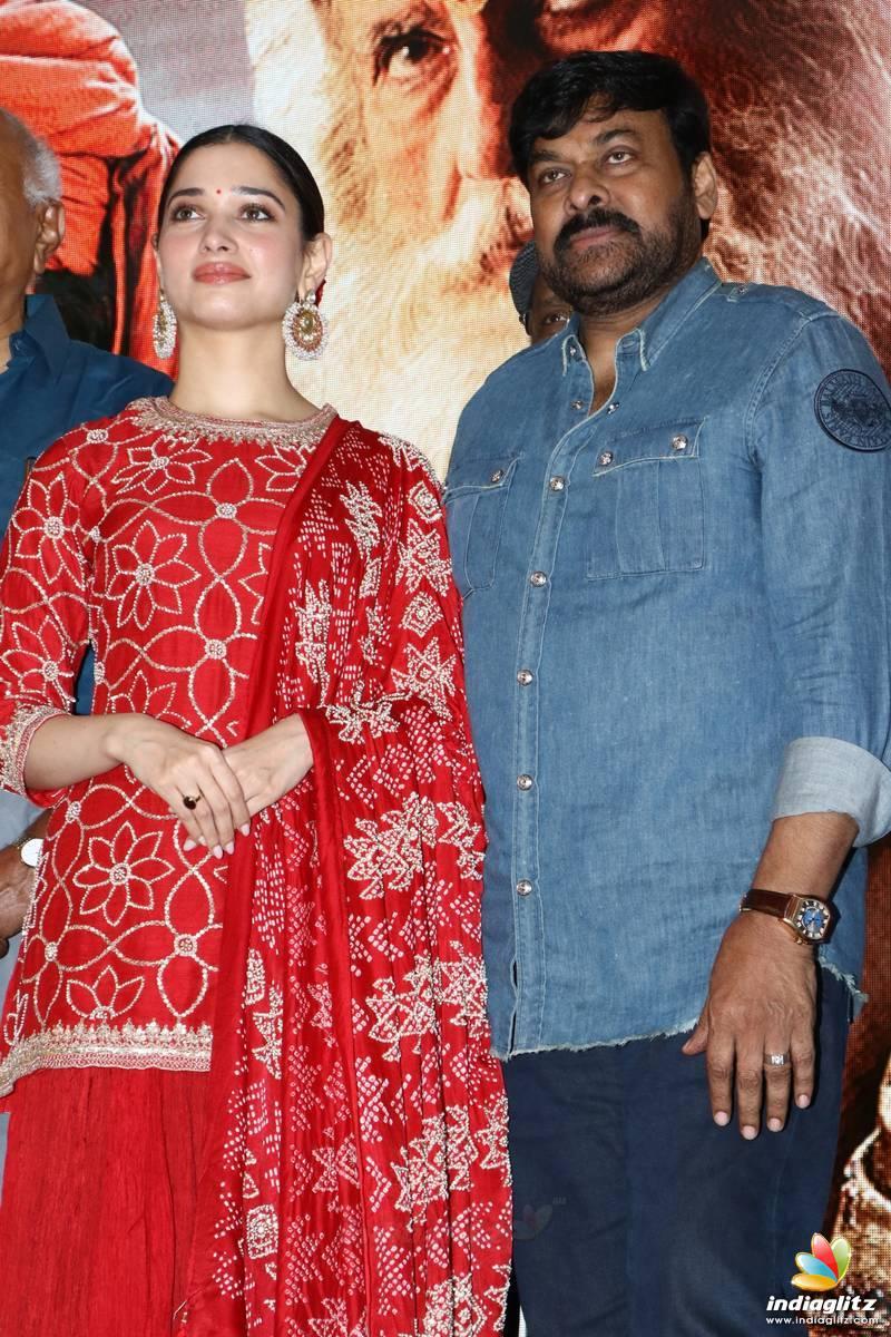 'Sye Raa Narasimha Reddy' Movie Press Meet