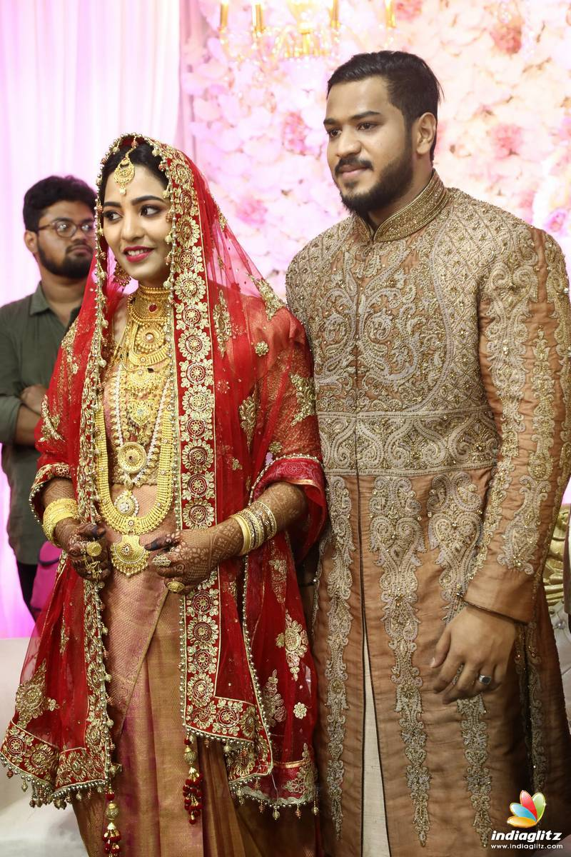 Music Director Tajnoor's Daughter Sumaiya & Yamin Wedding Reception
