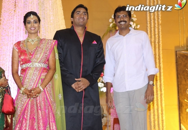 EventsTG Thyagarajan Son Senthil - Dhasha Wedding