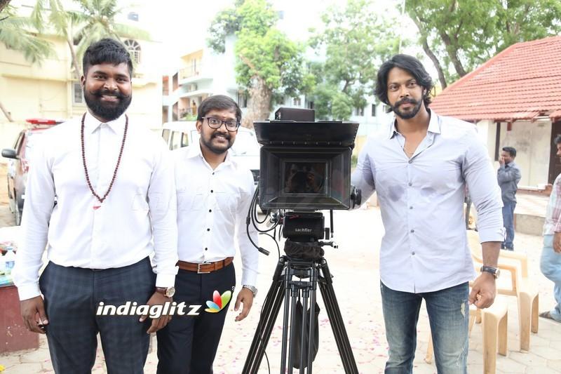 'Thadam' Movie Launch