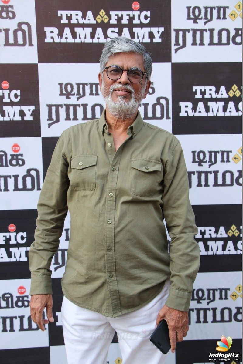'Traffic Ramaswamy' Movie Press Meet