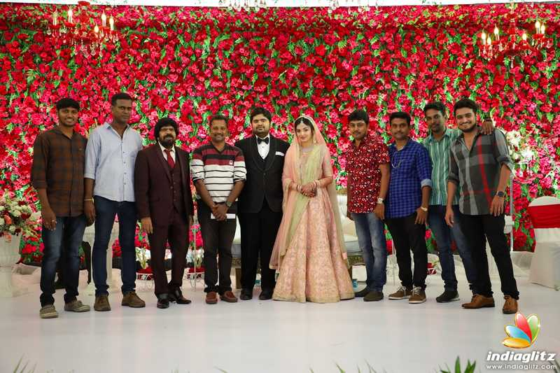 T.R.Kuralarasan - Nabeelah R Ahmed Wedding Reception