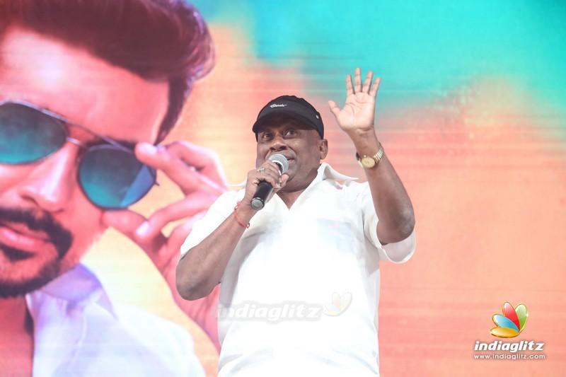 Suriya at Thaanaa Serndha Koottam Promotional Meet