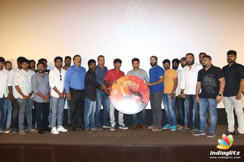 'Uriyadi 2' Movie Audio & Teaser Launch
