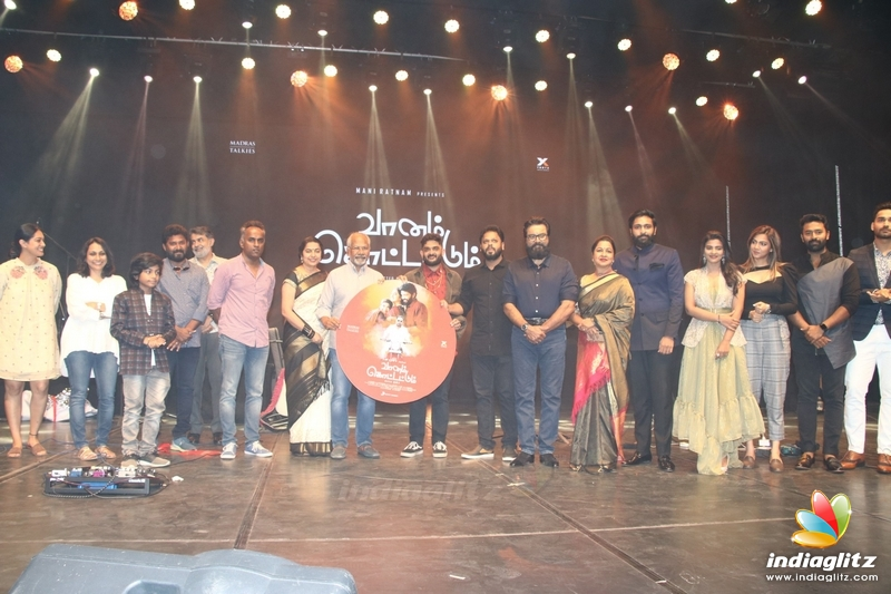 'Vaanam Kottatum' Movie Audio Launch