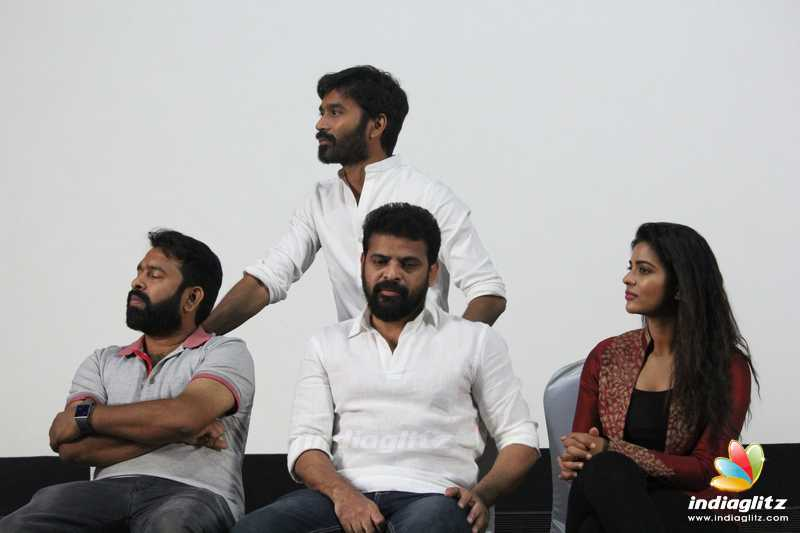 'Vada Chennai' Movie Press Meet