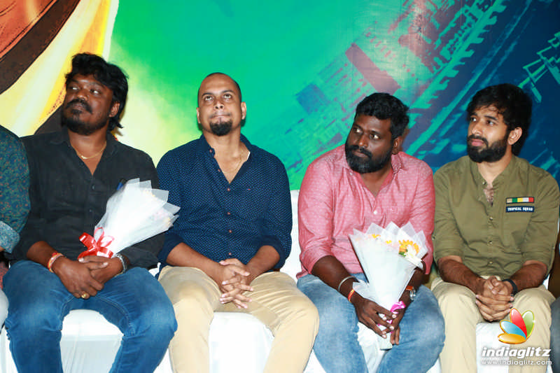 'Vandi' Movie Audio Launch