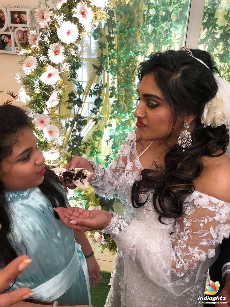 Vanitha Vijayakumar and Peter Paul Marriage