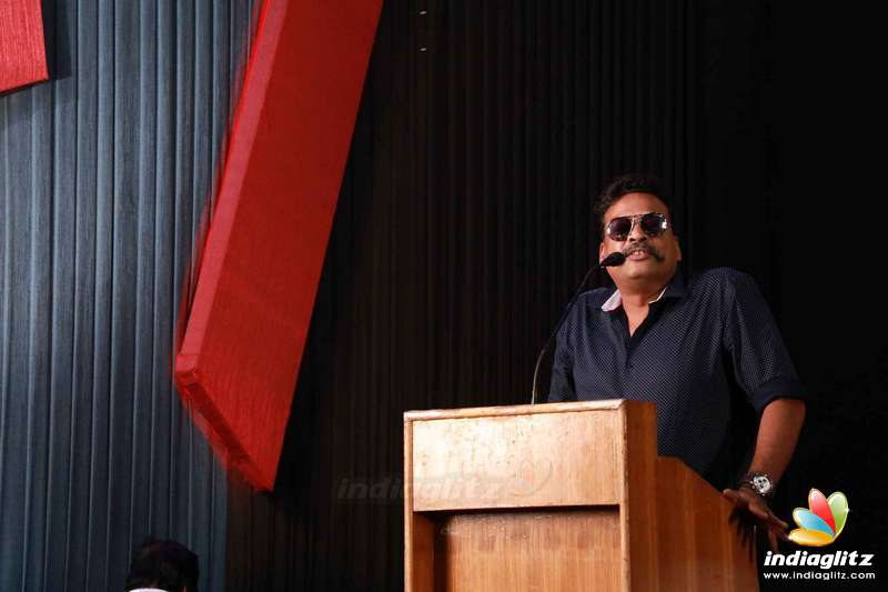 'Vanjagar Ulagam' Movie Press Meet