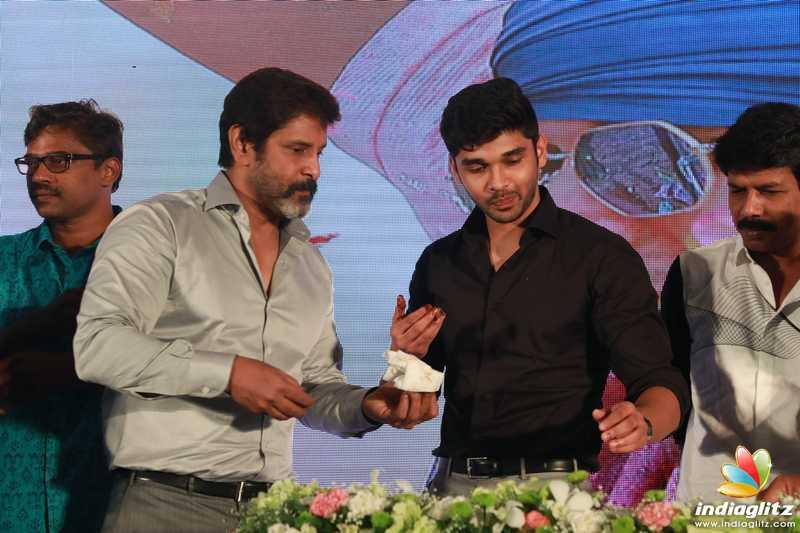 'Varma' Movie Teaser Launch