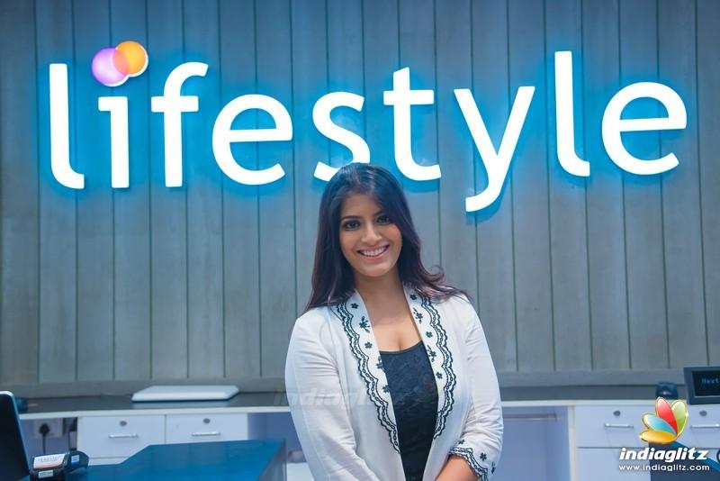 Varalaxmi Launch in Life Style