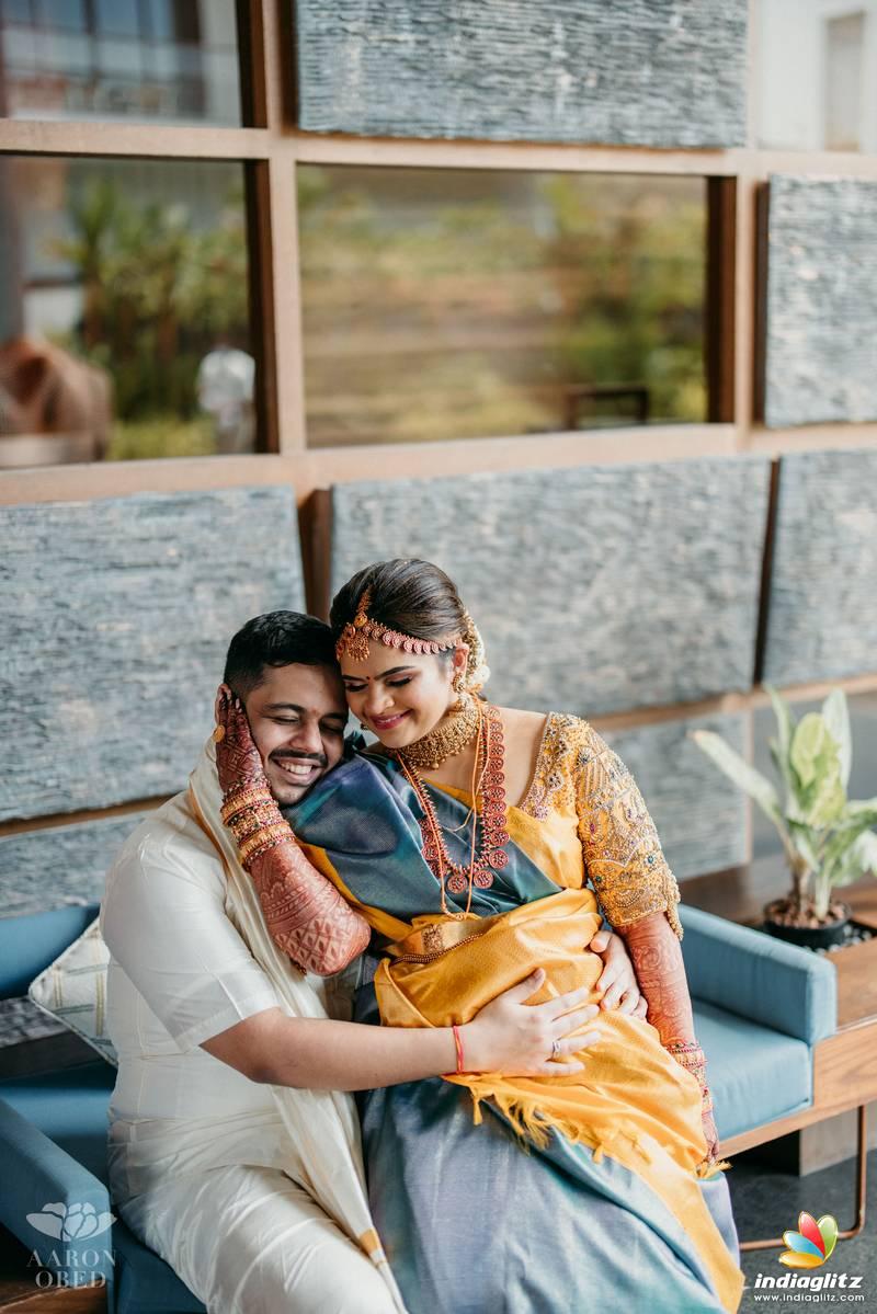 Vidyullekha Raman Marriage