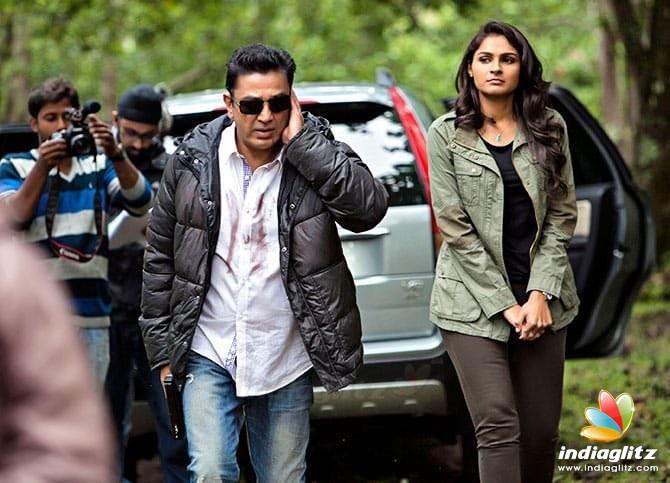 'Vishwaroopam 2' Shooting Spot