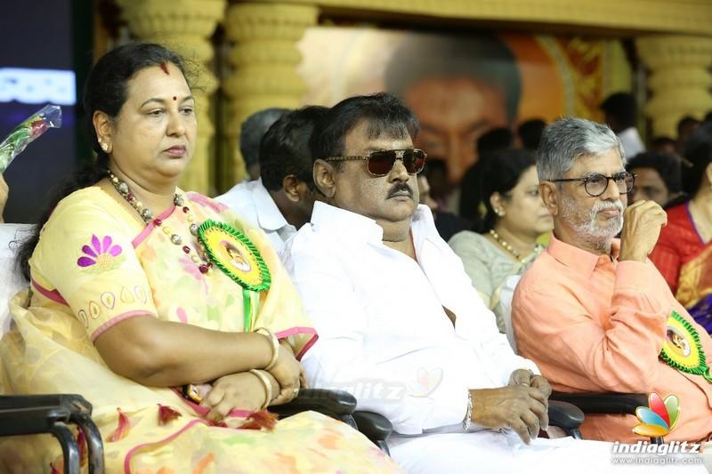 Captain Vijayakanth 40 Years in Tamil Cinema