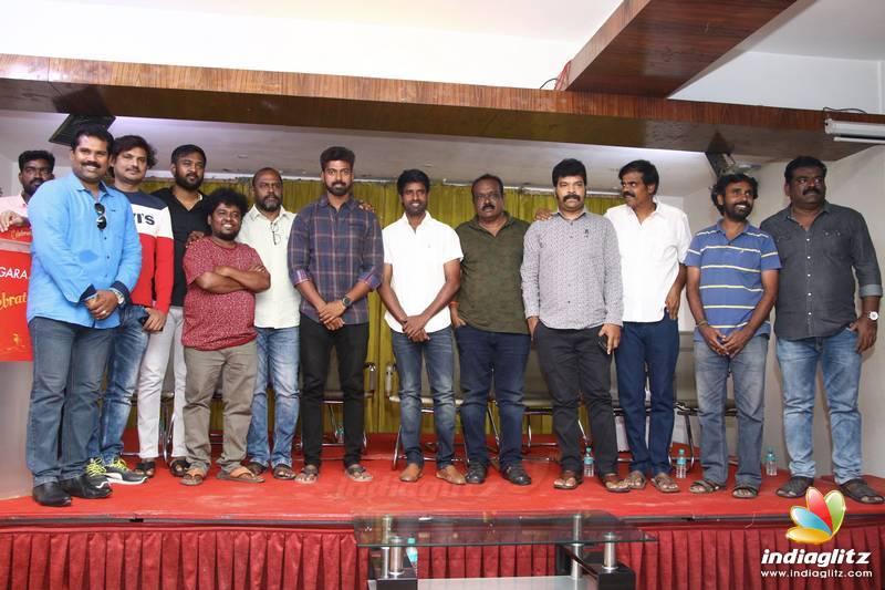 'Vennila Kabaddi Kuzhu 2' Team Thanks Meet