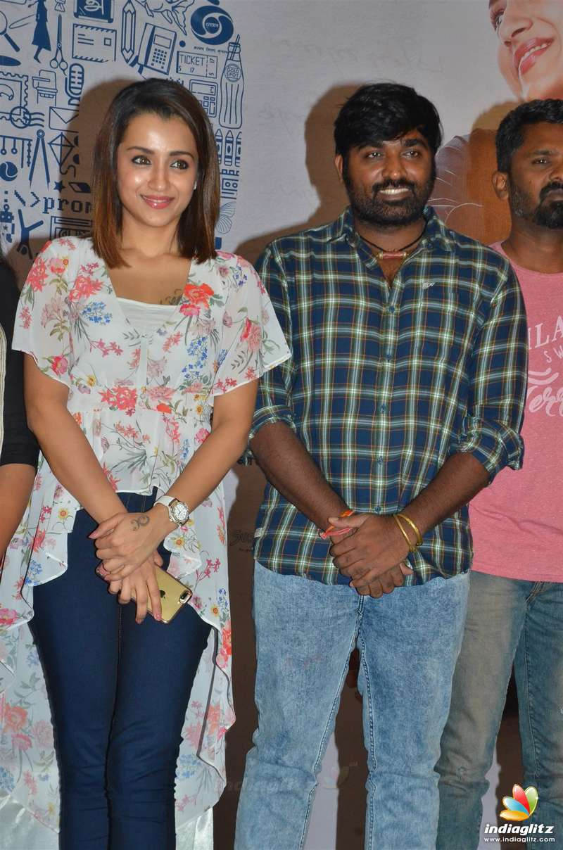 '96' Movie Press Meet