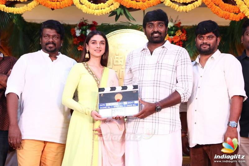 'Thuglak Dharbar' Movie Pooja