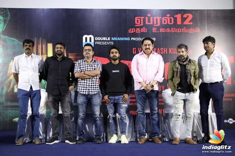 'Watchman' Movie Press Meet