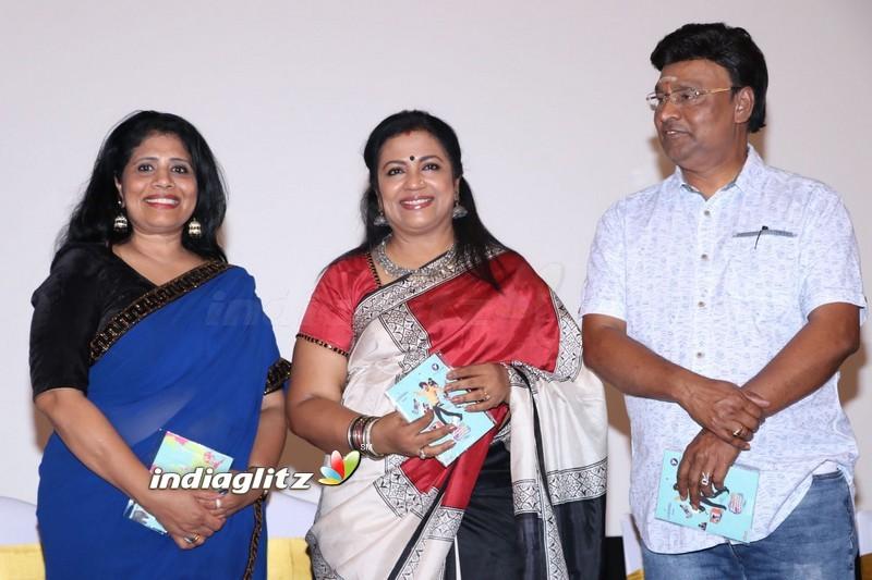 'Yenda Thalaila Yenna Vekkala' Audio Launch