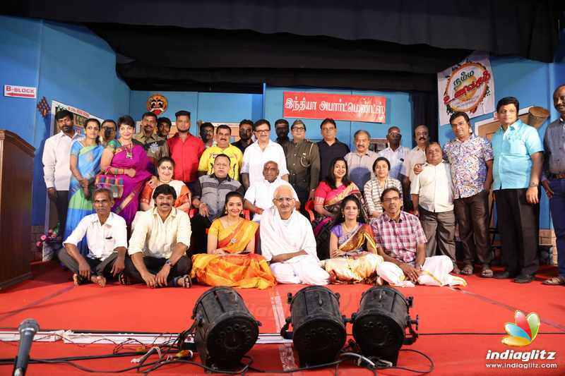 25th Show of YGee Mahendra's '3 Ji' Stage Show