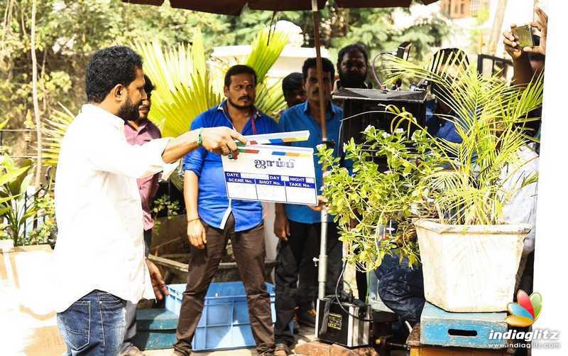 Yogi Babu's 'Zombie' Movie Launch