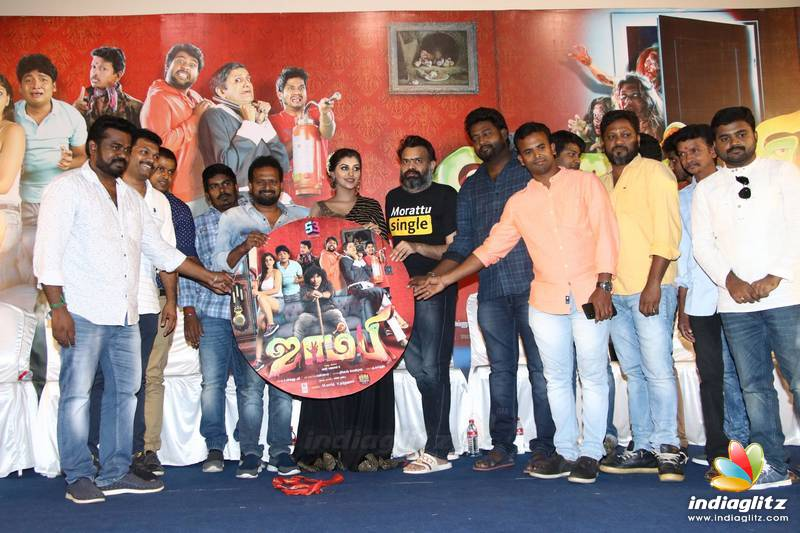 'Zombie' Movie Audio Launch