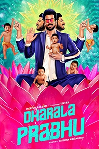 Watch Dharala Prabhu trailer