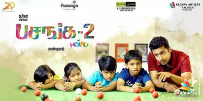 Pasanga 2 - Haiku Review