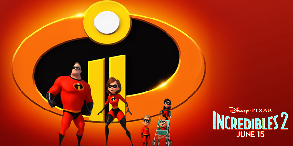 Incredibles 2 Music Review