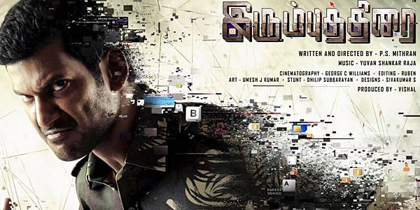 Irumbu Thirai Review