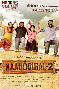 Watch Naadodigal 2 trailer