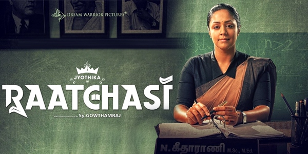 Raatchasi Music Review