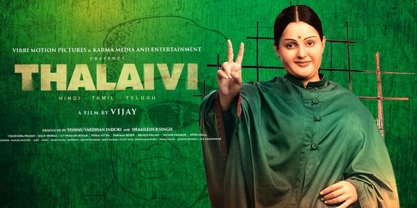 Thalaivi Review