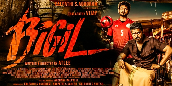 Bigil Music Review