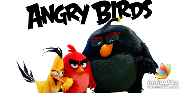 The Angry Birds Movie Peview