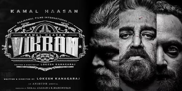 Vikram Music Review