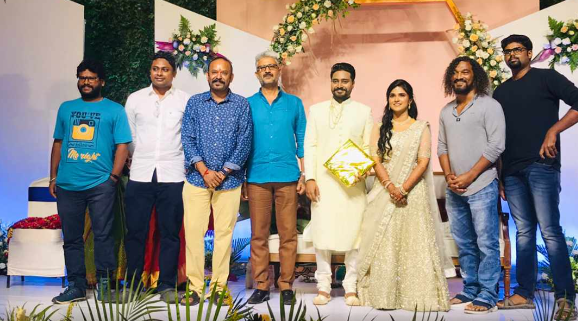 This popular Kollywood editor gets married!