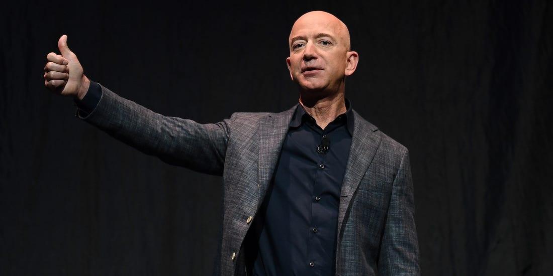 Amazon's Jeff Bezos Donates $10 Billion to Launch Bezos Earth Fund