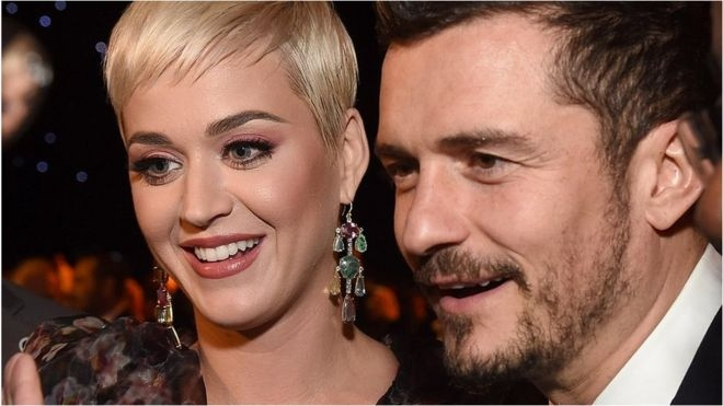 Katy Perry and Miranda Kerr given similar rings from Orlando Bloom