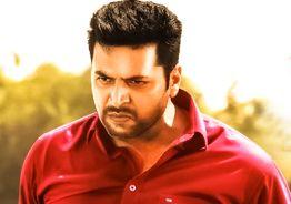 Racy techno cop thriller - Jayam Ravi's 'Adanga Maru' sneak peek review