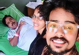 23 year old director donates liver to save his dad's life