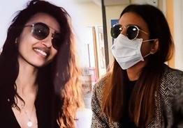 Radhika Apte visited hospital for coronavirus infection?