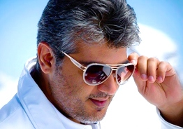 Thala Ajith's surprise meet with young hero!