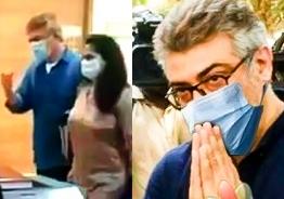 Reason behind Ajith and Shalini's hospital visit during lockdown