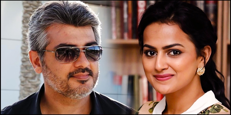 Image result for shradha srinath with ajith