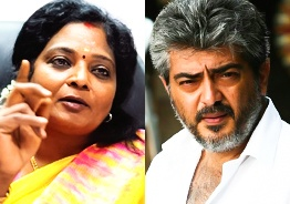Tamilisai's confidence on Thala Ajith fans!