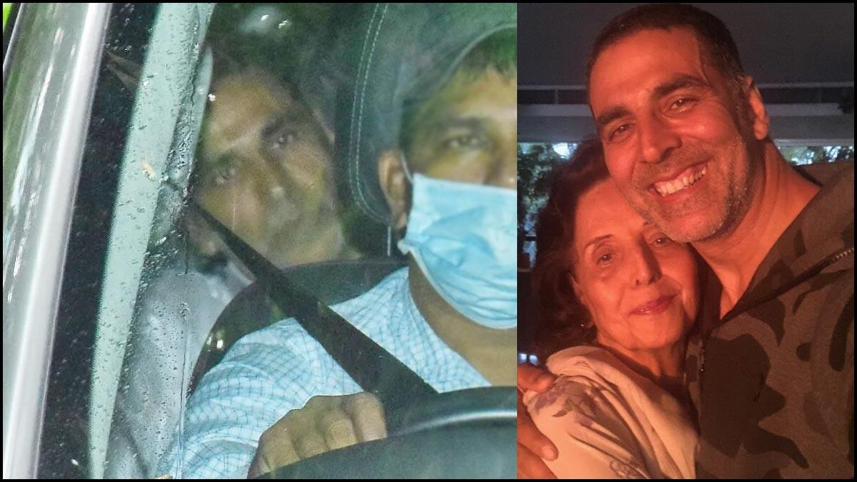 Akshay Kumar rushes home from London for this reason - Bollywood News - IndiaGlitz.com