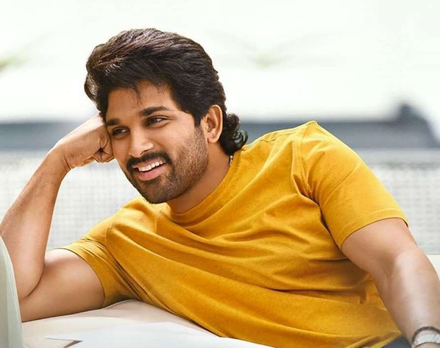 Allu Arjuns pan Indian movie first look and title revealed!