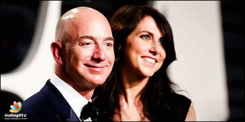 Amazon Billionaire Jeff Bezos Announces Divorce From Wife After 25 Yrs Of Marriage