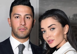 Is Amy Jackson breaking up with her boyfriend, two years after son's birth?